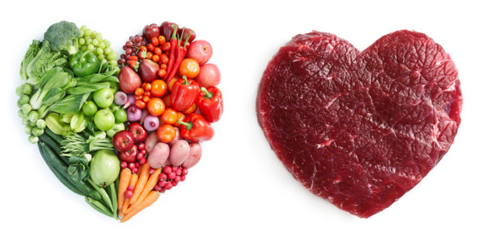 meat and vegetable image